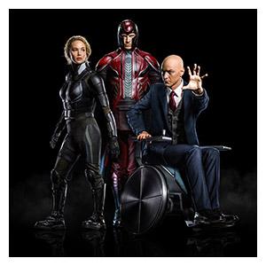 X-Men. Размер: 60 х 60 см